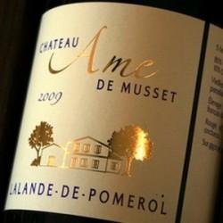 Château Ame de Musset 2008