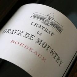 Ch La Grave de Moustey 2010