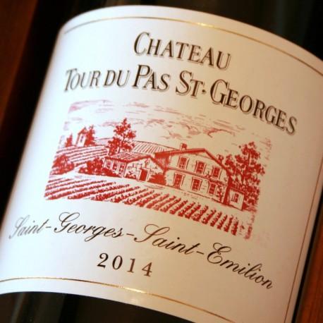 Ch Tour du Pas Saint-Georges 2012