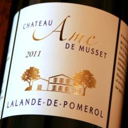 Château Ame de Musset 2011